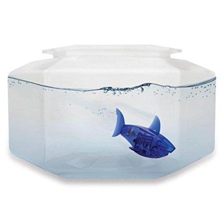 Hexbug Aquabot With Fishbowl  Styles And Colors May Vary