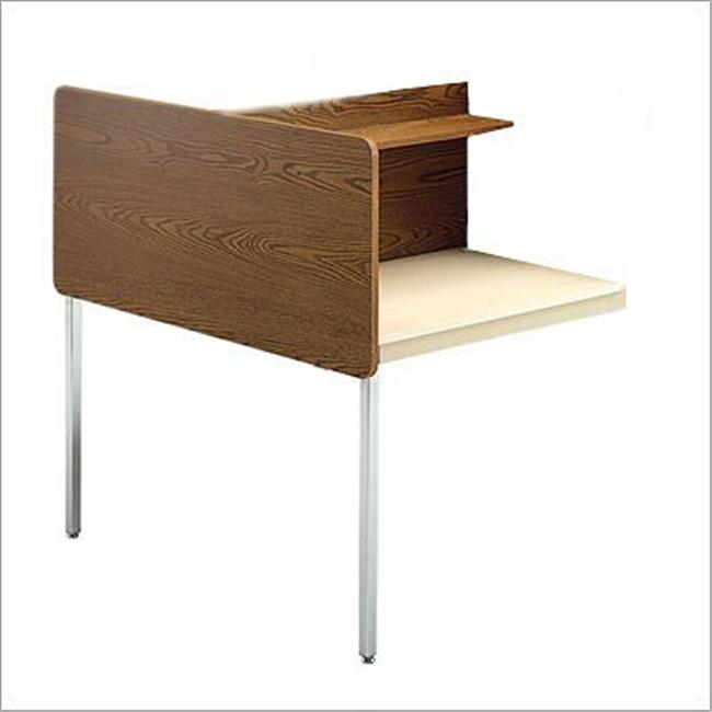 Smith Carrel 01296C Double-Sided 24-29 in. Adj. Ht Adder