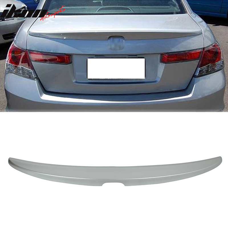 Fits 08-12 Honda Accord Rear Trunk Spoiler Wing