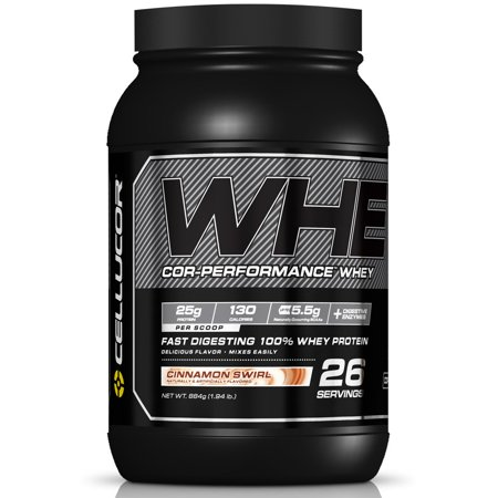 Cellucor COR-Performance Gen4 v2 Whey Protein Powder, Cinnamon Swirl, 2 Lb