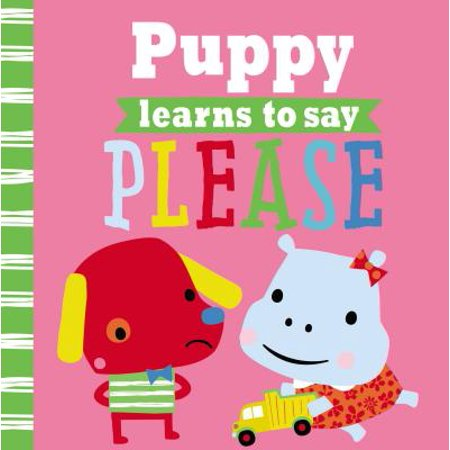 Playdate Pals Puppy Learns to Say Please](Playdate Ideas)