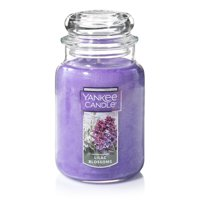 Yankee Candle Lilac Blossoms - Original Large Jar Scented Candle
