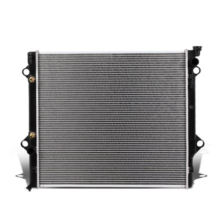 For 2003 to 2014 toyota 4Runner / FJ Cruiser 4.0L AT OE Style Aluminum Radiator DPI 2580 04 05 06 07 08 09 10 11 12 -