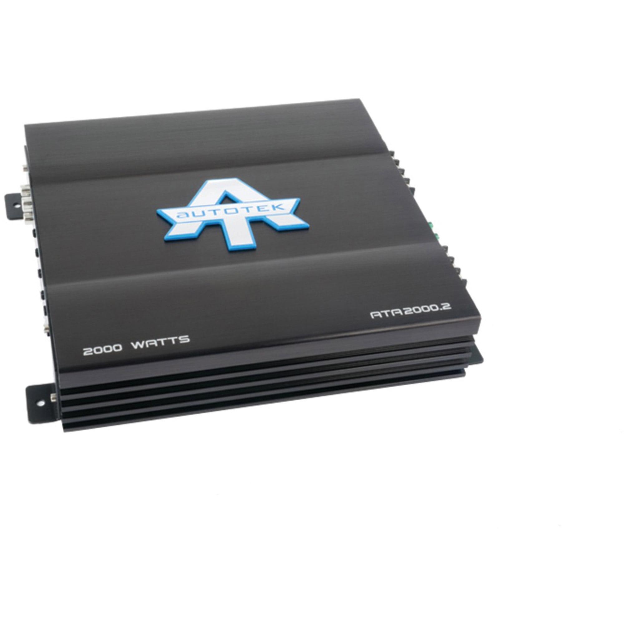 Autotek Amp Wiring Diagram - Trusted Wiring Diagram