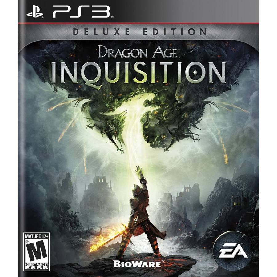 Dragon Age Inquisition - Deluxe Edition (PS3)