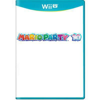 Nintendo 12345 Mario Party 10 Wii U