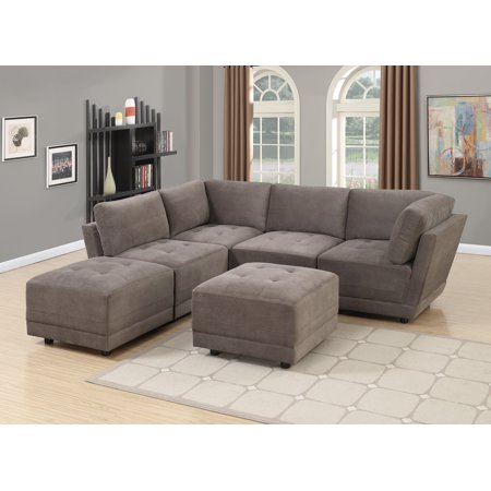 p alternative tos gray htm fabric sectional views sofa
