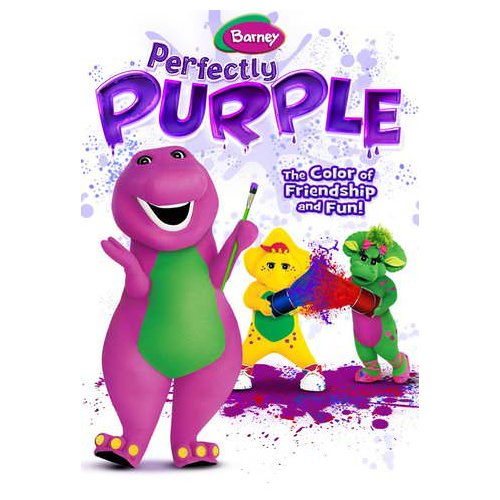 Barney: Perfectly Purple (2013)
