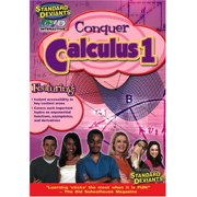 Standard Deviants: Calculus, Vol. 1 by GOLDHIL HOME MEDIA INT L