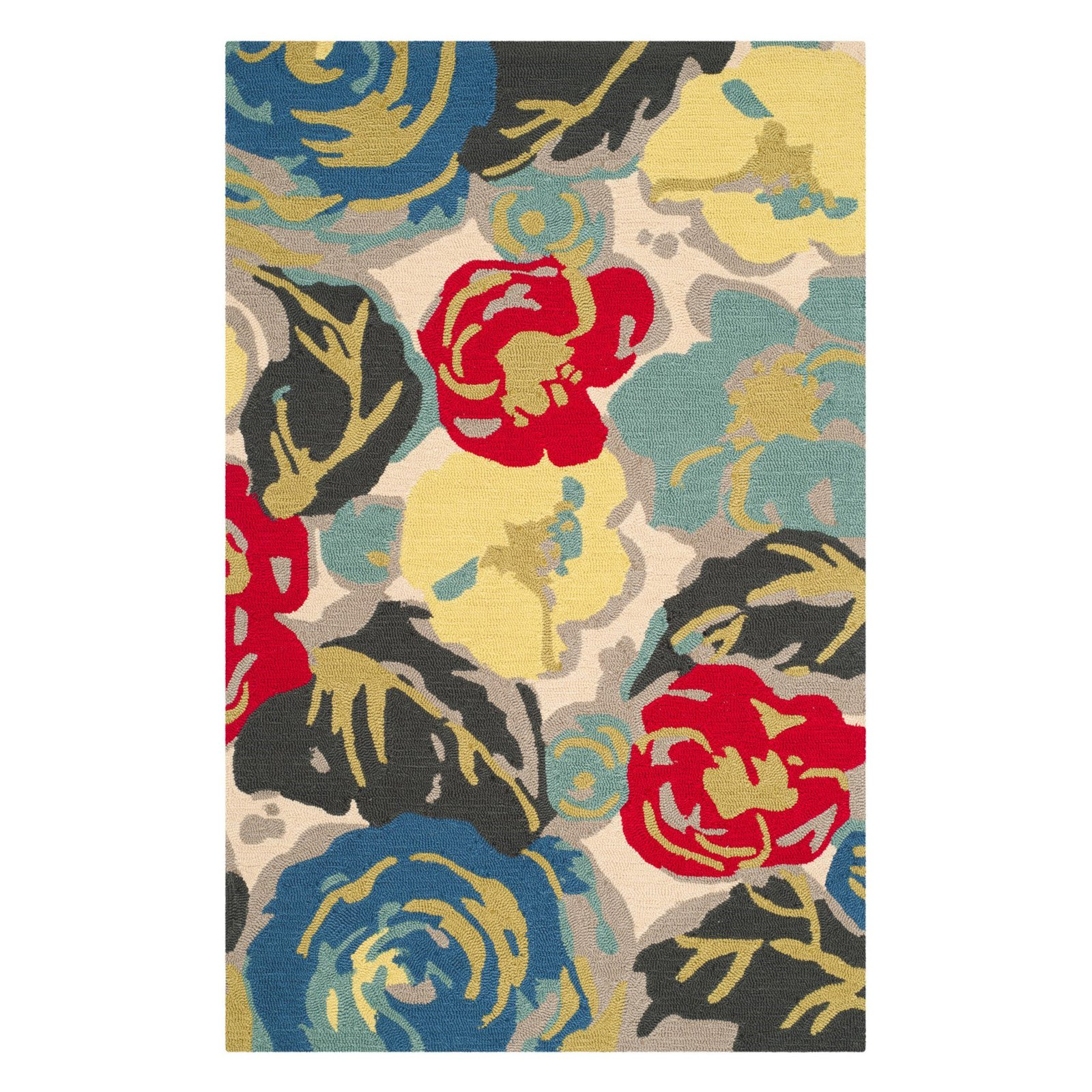 Safavieh Four Seasons Emely Abstract Floral Area Rug Or Runner