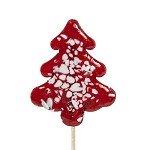 Little Peppermint Trees Lollipop: 24 Count
