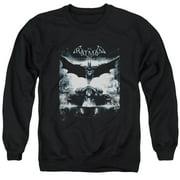 Batman Arkham Knight Forward Force Mens Crewneck Sweatshirt
