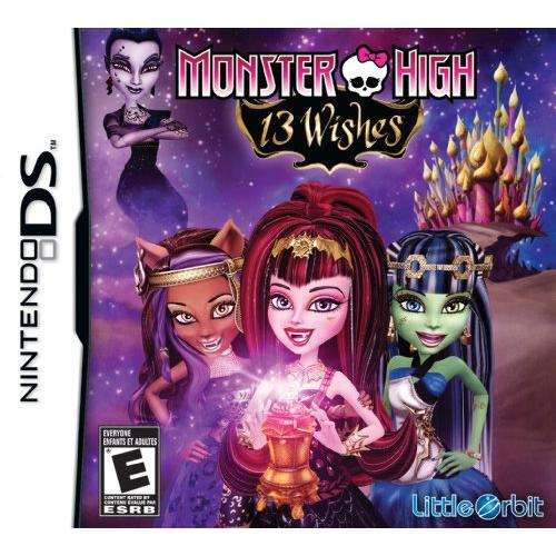 Monster High: 13 Wishes (DS)