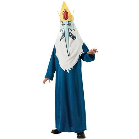 Boys Adventure Time Ice King Halloween Costume](Halloween Adventure World)