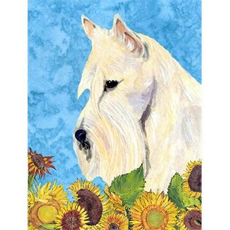 Carolines Treasures SS4164GF 11 x 15 In. Scottish Terrier Flag, Garden Size - image 1 de 1