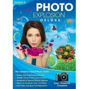 Best Photo Slideshow Softwares - Nova 727298423617 Photo Explosion Deluxe Version 5 Review