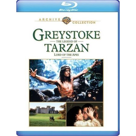 Greystoke: The Legend of Tarzan, Lord of the Apes - Scary Ape