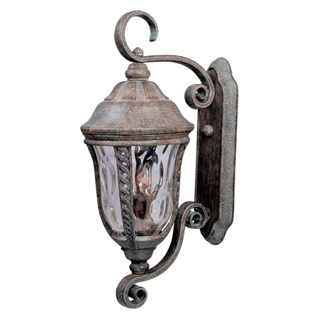 - Maxim Whittier DC Outdoor Hanging Wall Lantern - 25.5H in. Earth Tone