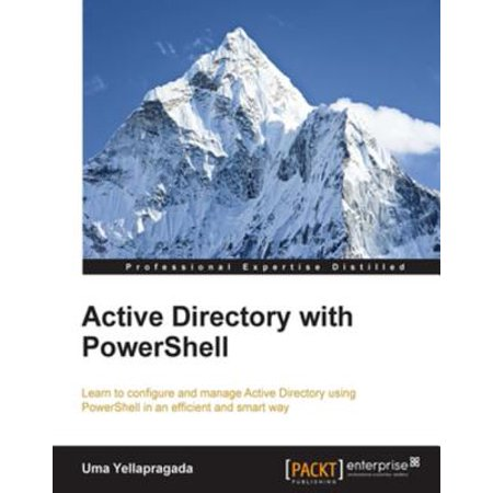 Active Directory with PowerShell - eBook (Active Directory Module For Windows Powershell Windows 7)