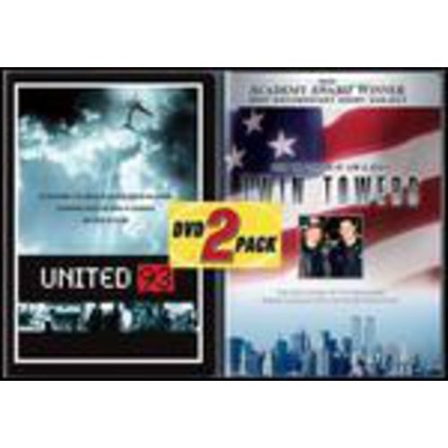 United 93/Twin Towers [2 Discs]