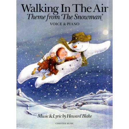 Howard Blake Walking In The Air Voice And Piano (Voice & Piano) (Sheet (Howard Blake Walking In The Air Sheet Music)
