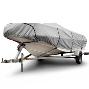 Budge 300 Denier Boat Cover, Moderate Outdoor Protection for Boats, Multiple Sizes