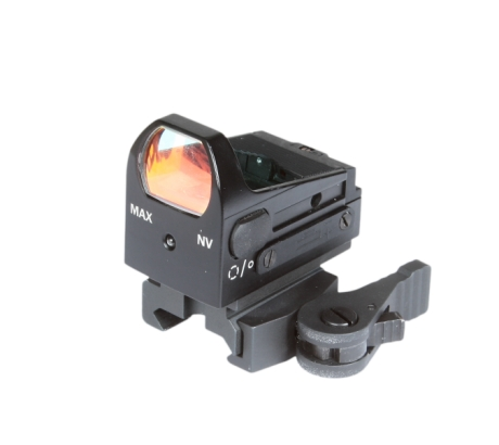 Armasight MCS QR Black Color with Quick Release Mount, Black