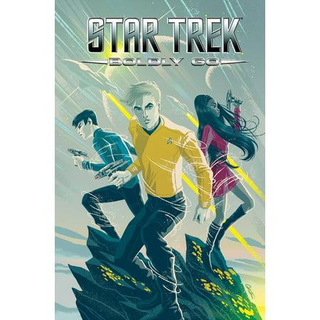 Star Trek: Boldly Go, Vol. 1 Tony Lama Stars