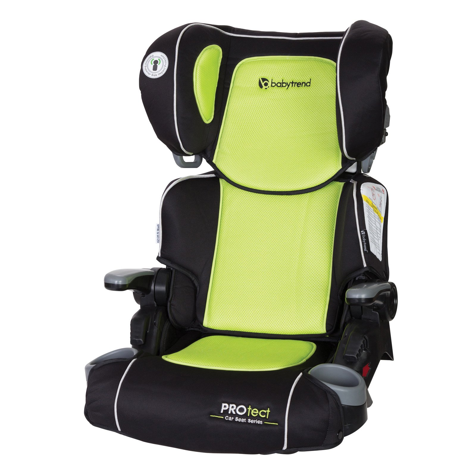 Baby Trend Yumi 2-in-1 Folding Booster Seat - Go Go Green