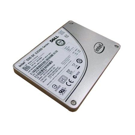 Dell Intel p/n: SSDSC2BB300G4T 300GB MLC SATA Solid State SSD Hard Drive DC S3500 2.5