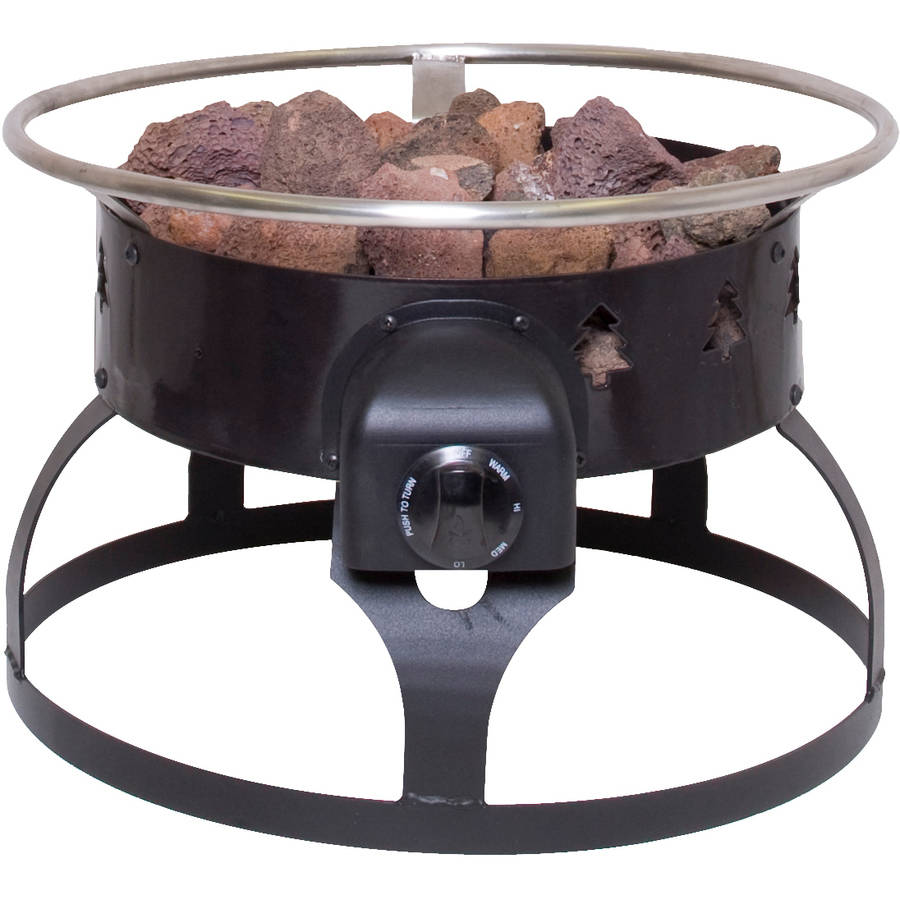 Camp Chef Propane Matchless Ignition Deluxe Fire Ring