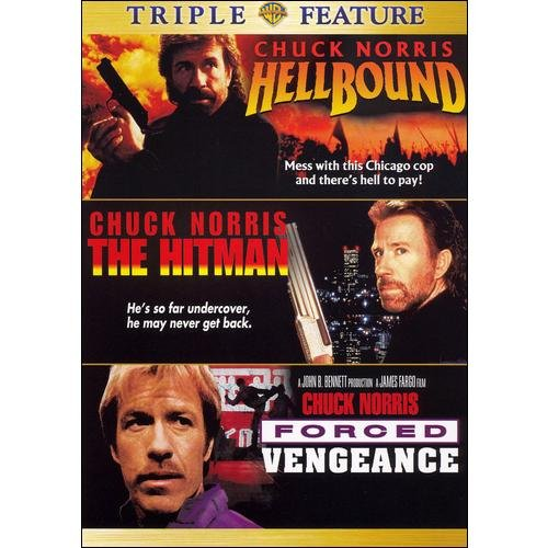 Hellbound / Hitman / Forced Vengeance (2-Disc) (Widescreen)