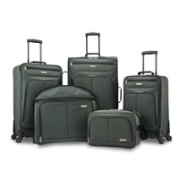 Deals on American Tourister 5 Piece Spinner Luggage Set