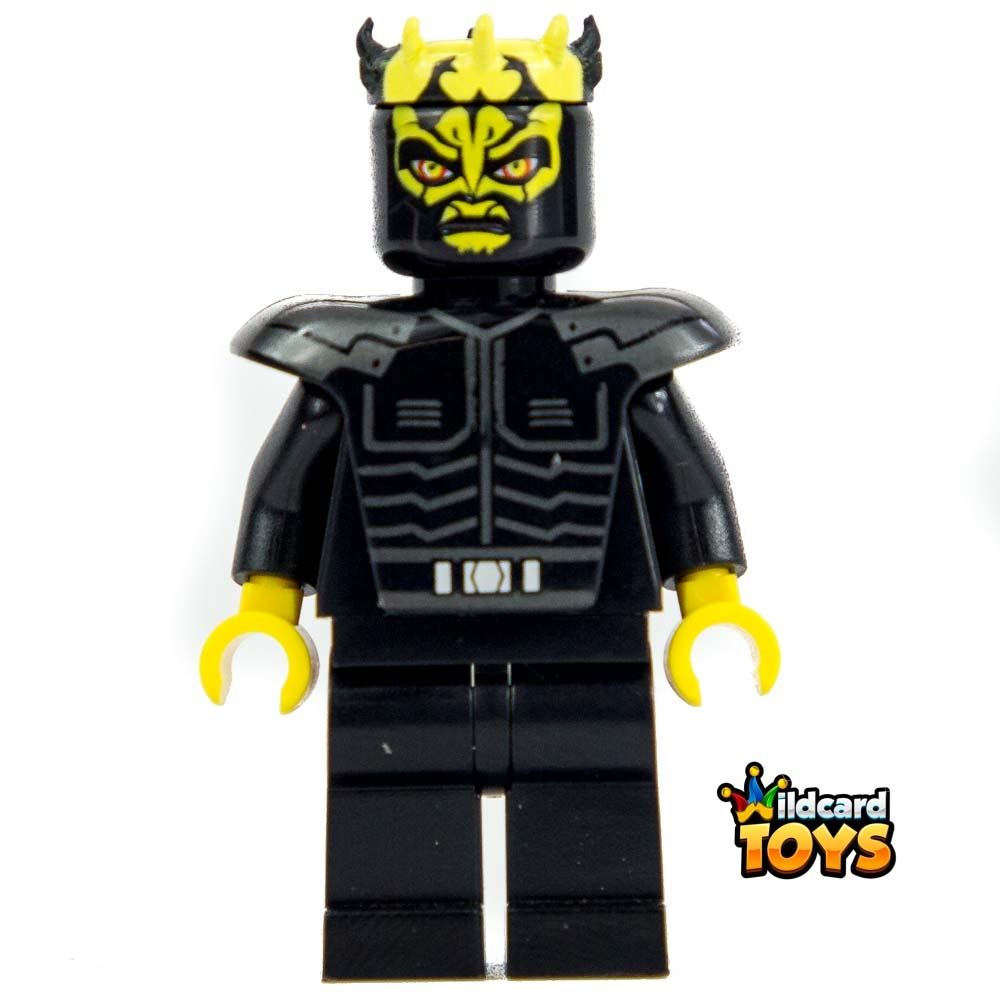 LEGO STAR WARS SAVAGE OPRESS - WITH ARMOR MINIFIGURE