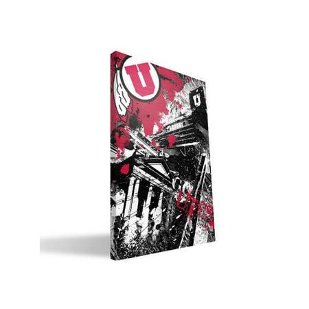 Paulson Designs UTSP2436 Utah Spirit Canvas, 24 x 36 in. - image 1 de 1