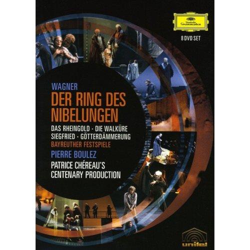 Anderson R. Wagner - Der Ring Des Nibelungen [DVD]