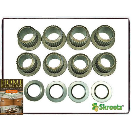 95 96 97 98 99 00 01 02 03 04 Chevy S10 GMC S15 door hinge pin bushing kit by, You are buying one (1) NEW kit. It is a door hinge pin bushing kit.., By Skroutz 01 02 Chevy Express Van