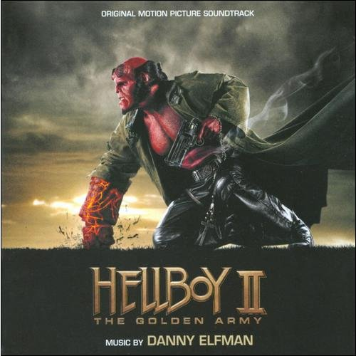 Hellboy II: The Golden Army Score