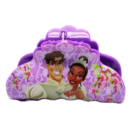 Disney's The Princess and the Frog Tiana and the Prince Purple Long Jaw - The Princess And The Frog Tiana