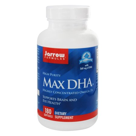 Jarrow Formulas - Max DHA - 180