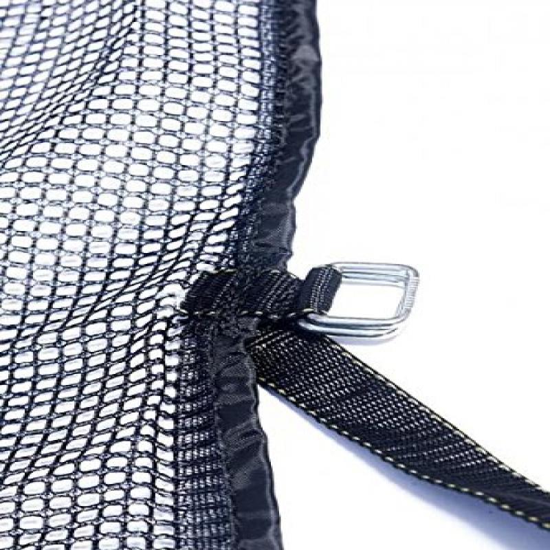 15' Universal Trampoline Enclosure Safety Net