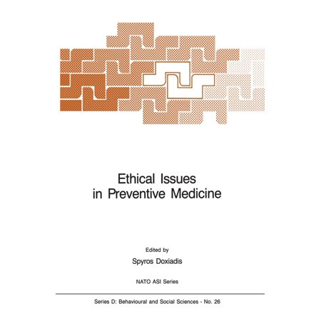 Ethical Issues in Preventive Medicine - eBook