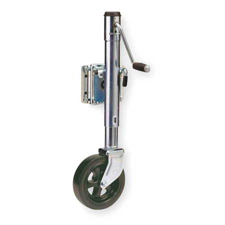 FULTON XP15 0101 Trailer Jack Tubular Swivel,1500