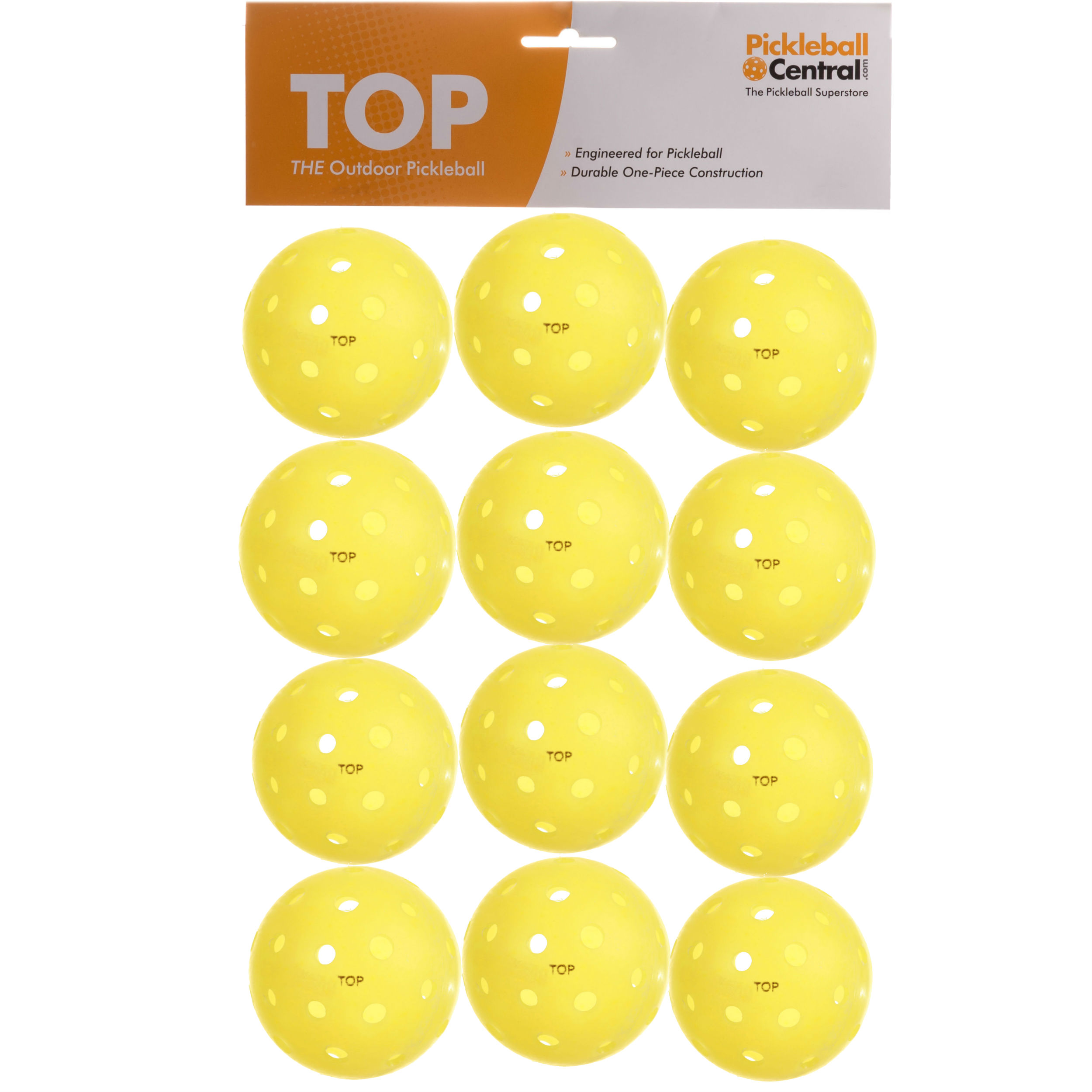TOP Yellow Dozen