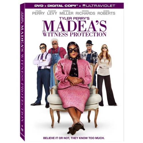 Madea's Witness Protection (With INSTAWATCH) (Widescreen)