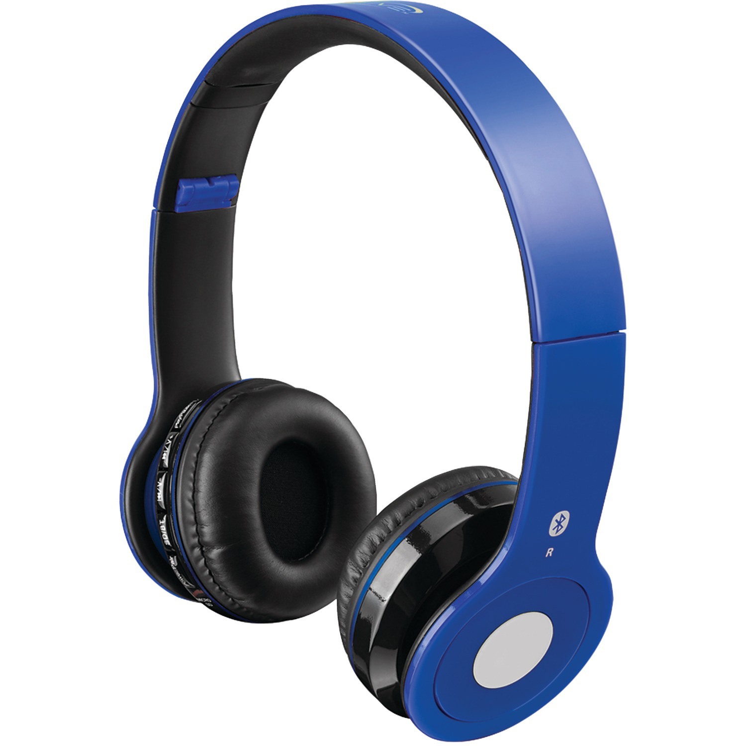 iLive IAHB16B Over-ear Wireless Headset, Black