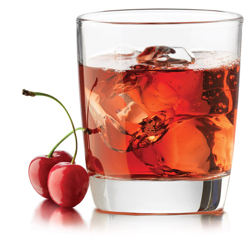 Libbey 9.7-Ounce Clear Claret Double Old Fashioned Glasses, Set of 8