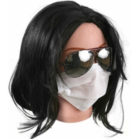 King of Pop Costume Wig (King Wig)