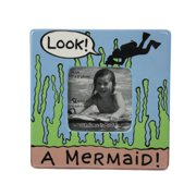 Our Name is Mud Mermaid Picture Frame