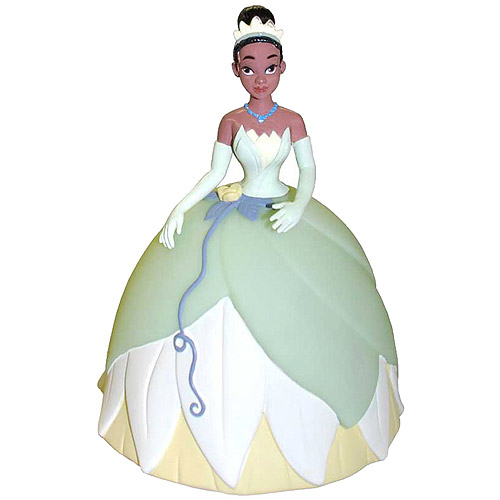 Disney Princess and the Frog Figural Pushlight